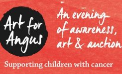 Art For Angus – Childhood Cancer Support