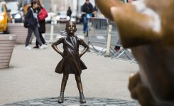 Fearless Girl Caught Up in Ironic Marketing Backfire