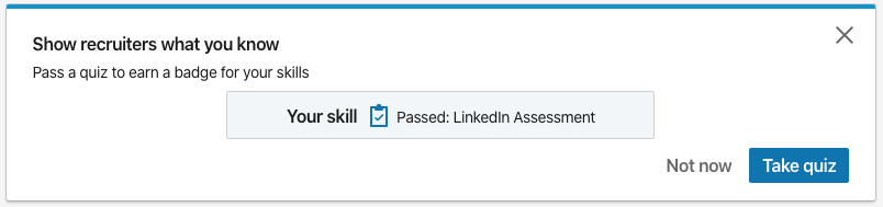 Linkedin Gamification
