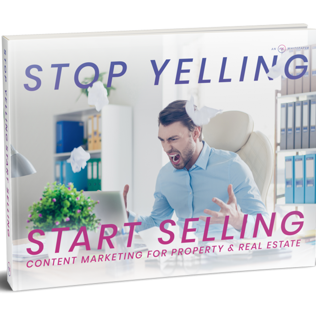 Stop Yelling, Start Selling Whitepaper