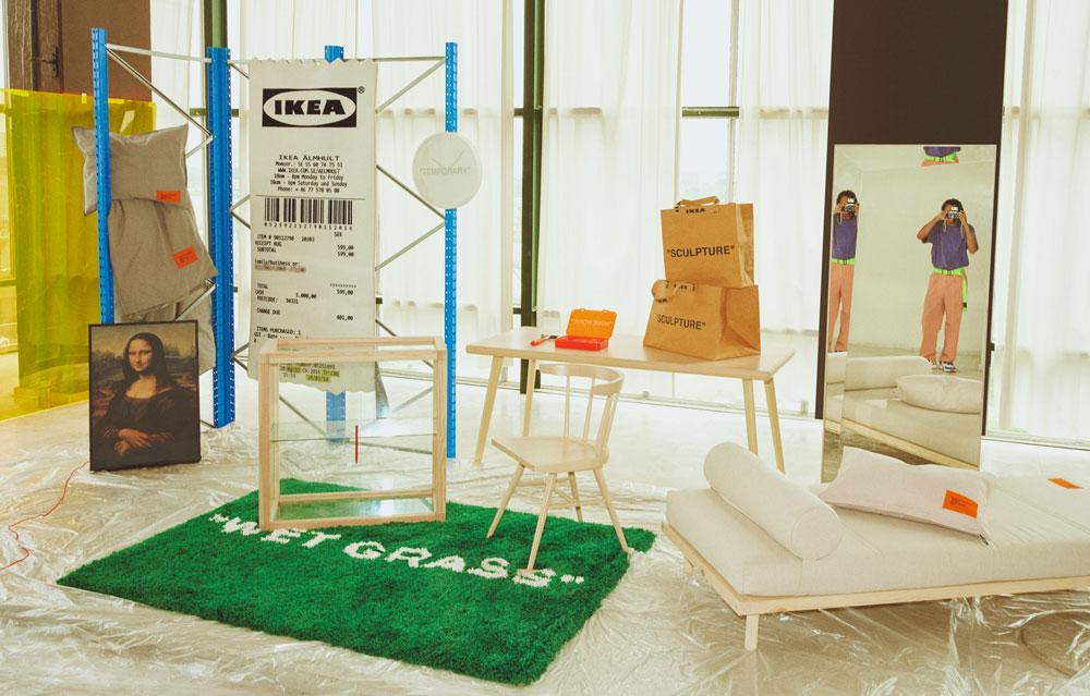IKEA x Virgil Abloh MARKERAD